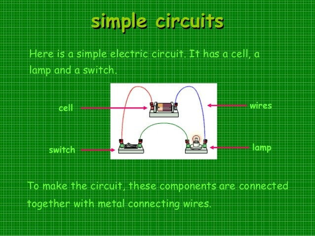 Making Electric Circuits - Wiring Diagrams •