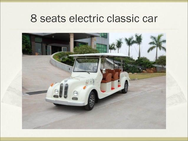 Electric Classic Cars Ecarmas International