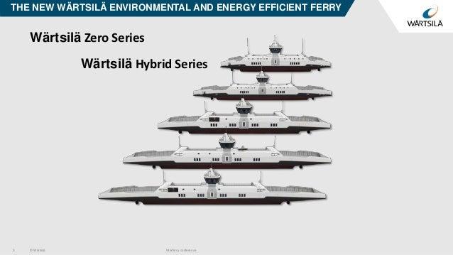 Wärtsilä Zero Emmisions Ferry Concept Slide 3
