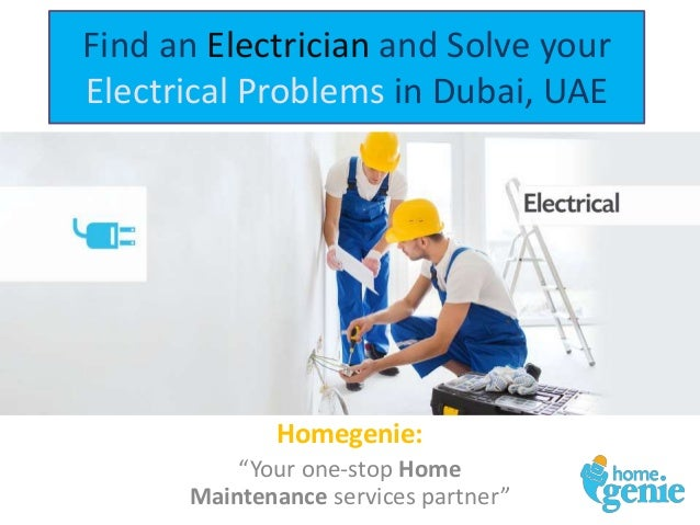 Find An Electrician >> Find An Electrician And Solve Your Electrical Problems In Dubai Uae