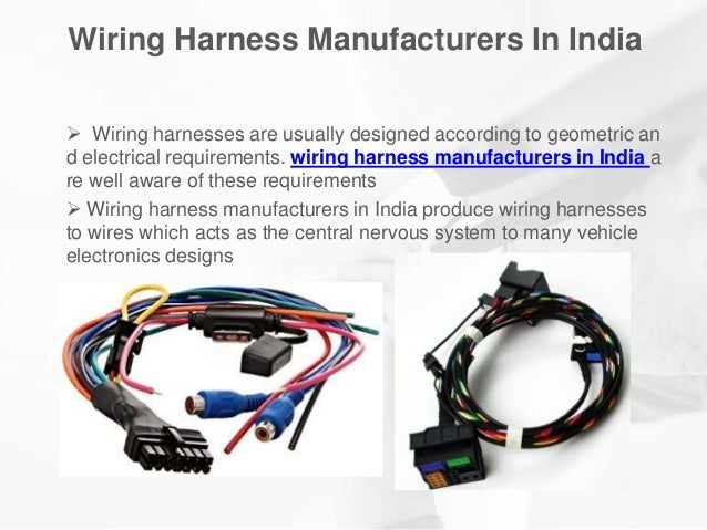 electrical control panel wiring qflx cable wiring harness manufacturers