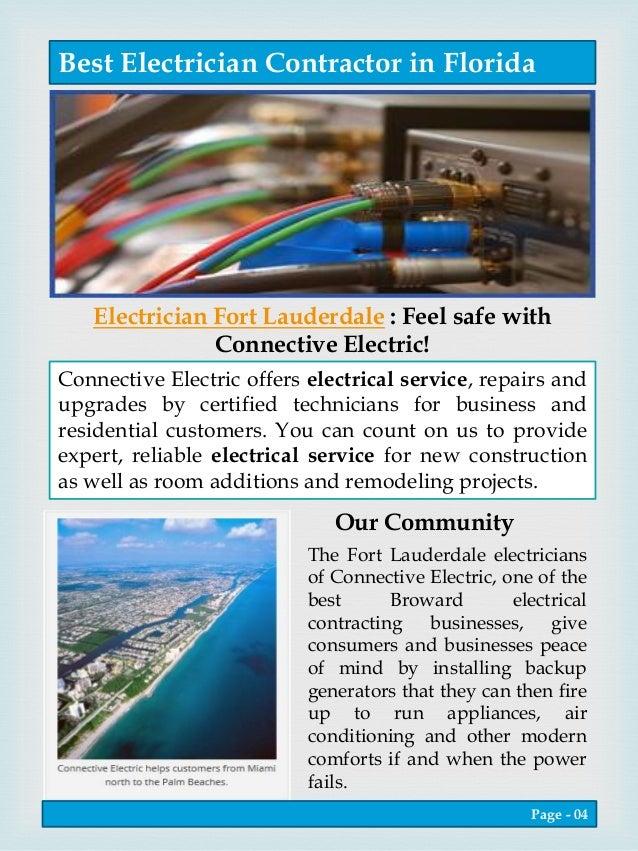 Electrician Miami Beach