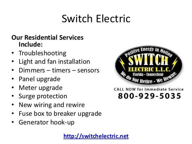 electrician clearwater
