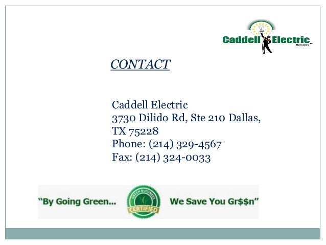 Electricians Services In Garland