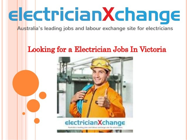 Electrician xchange domestic electrician jobs