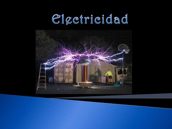 En este trabajo vamos a ver la versatilidad que tiene la electricidad dentro del termino llamado energia. En nuestro entor...