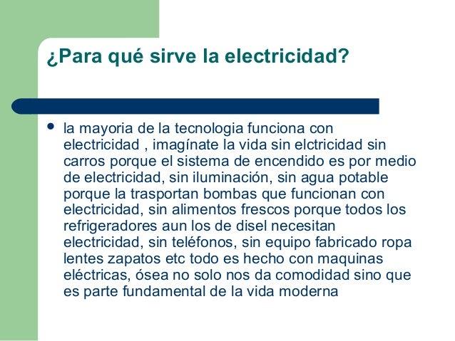 Electricidad - Iluminacion sin electricidad ...