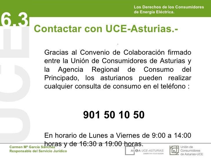 Derechos del consumidor de energia electrica for Convenio oficinas y despachos asturias