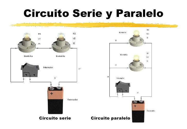 Circuito Electrico Basico : Electricidad básica