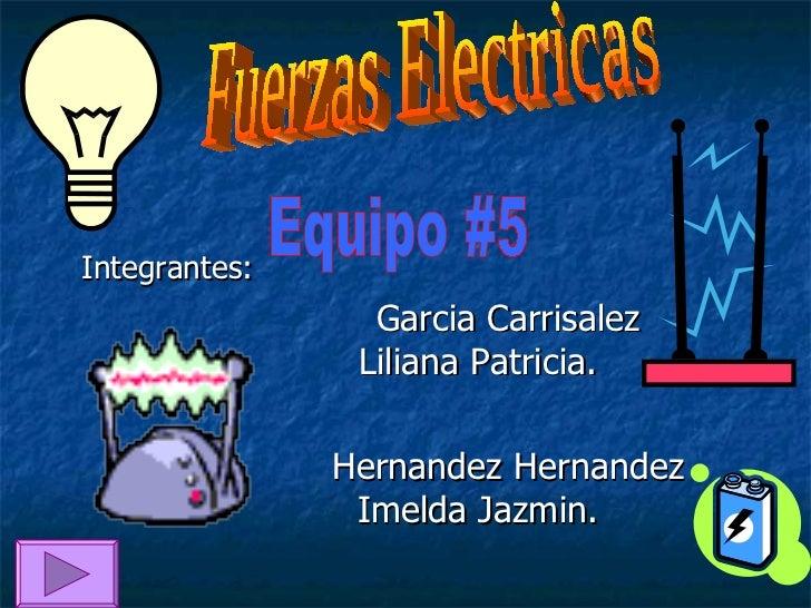 <ul><li>Integrantes: </li></ul><ul><ul><ul><ul><ul><li>Garcia Carrisalez Liliana Patricia. </li></ul></ul></ul></ul></ul><...
