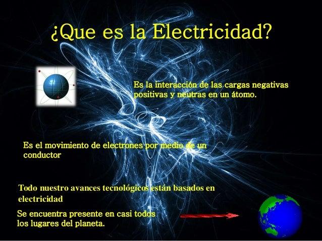 Electricidad industrial for Electricidad
