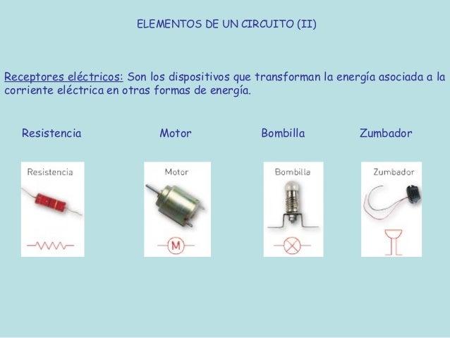 Circuito Zumbador : Electricidad producción y aplicaciones