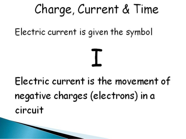 What Is Electricity Ppt
