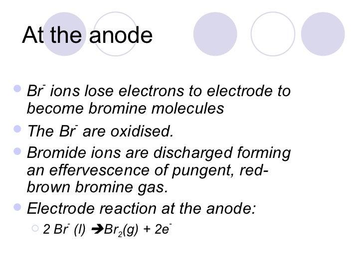 Electricity \u0026 Chemistry