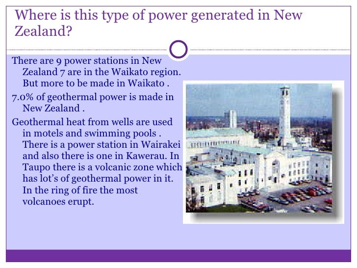 Electricity Power Point Slide 3