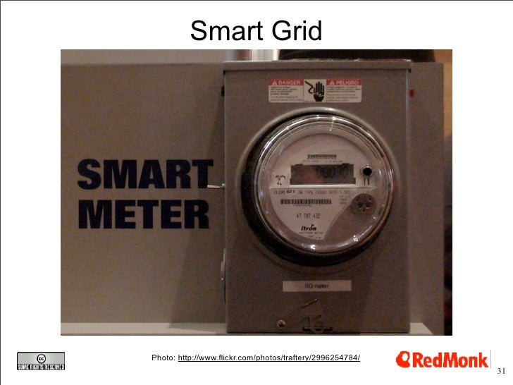Smart Grid     Photo: http://www.flickr.com/photos/traftery/2996254784/                                                   ...