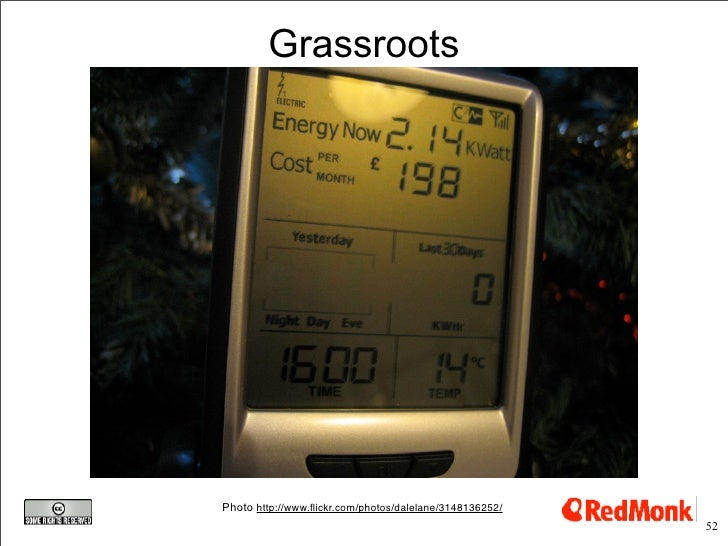 Grassroots     Photo http://www.flickr.com/photos/dalelane/3148136252/                                                     ...