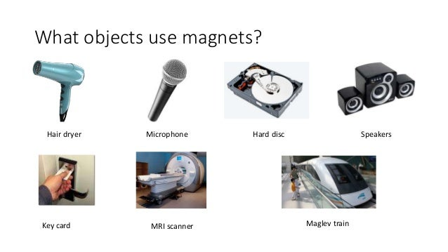 Electricity And Magnetism Uses