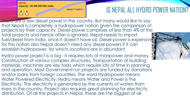 Electricity In Nepal