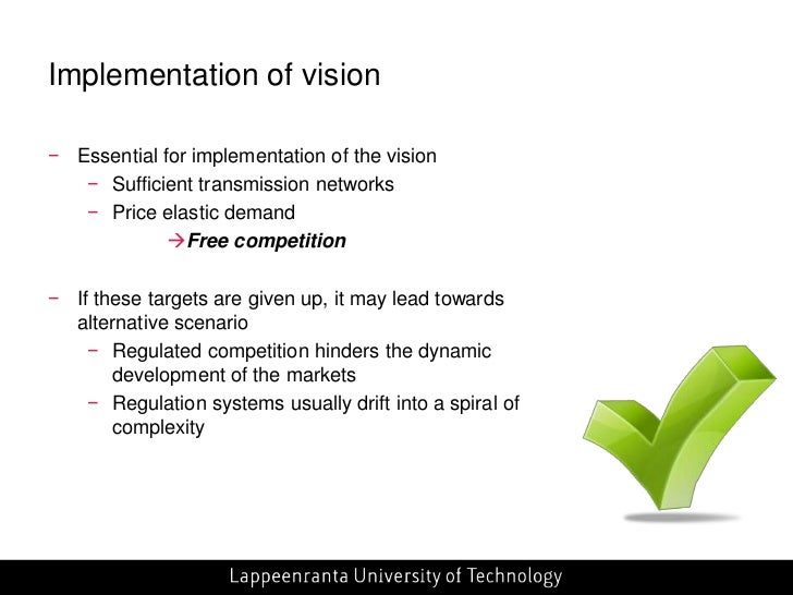 Electricity Market 2030 Presentation Long New