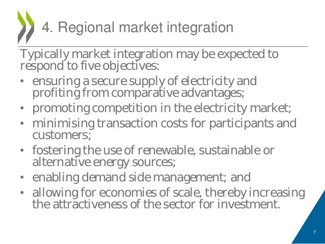Regional Integration (Advantages and Disadvantages) Essay Sample