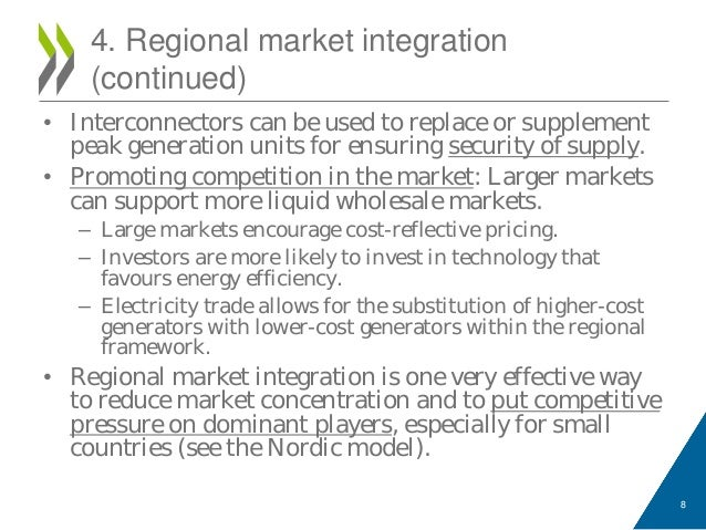 thesis on regional integration Regional economic integration project instructions: review instructions, attachments,in regards to powerpoint since this was.