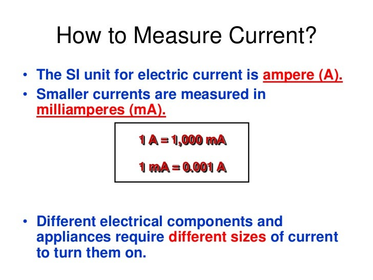Electricity (ppt)