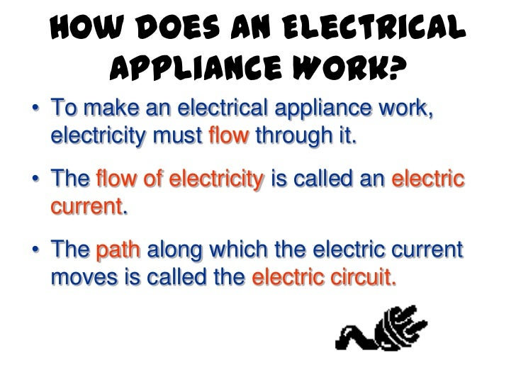 How Does A Electric Circuit Work