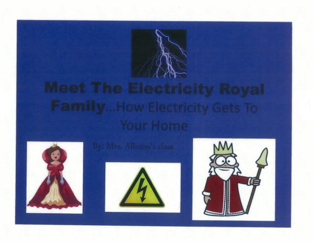 Electricity royal family