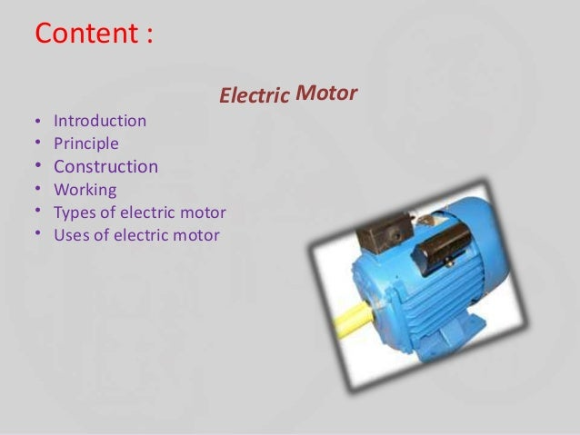 Electric motor for Who invented the electric motor in 1873