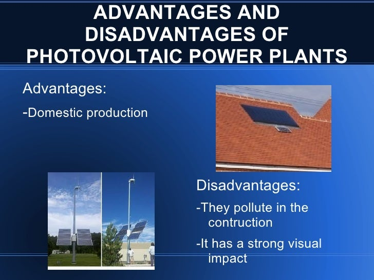 disadvantages of rental power plants Wind energy offers many advantages, which explains why it's one of the  wind  power plant owners make rent payments to the farmer or rancher for the use of.