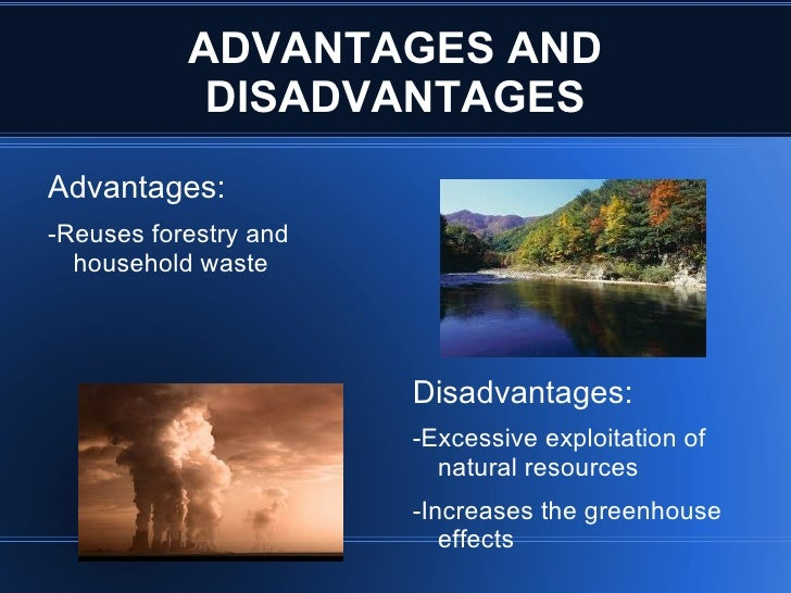 pros and cons to exploitation of natural resources essay Debating resource exploitation in the arctic while the arctic and antarctic may contain vast reservoirs of fossil fuels and natural resources and the.