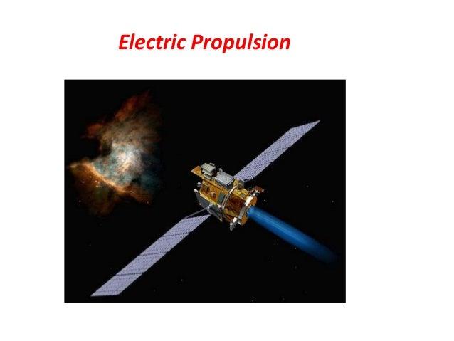 spacecraft propulsion electric - photo #25