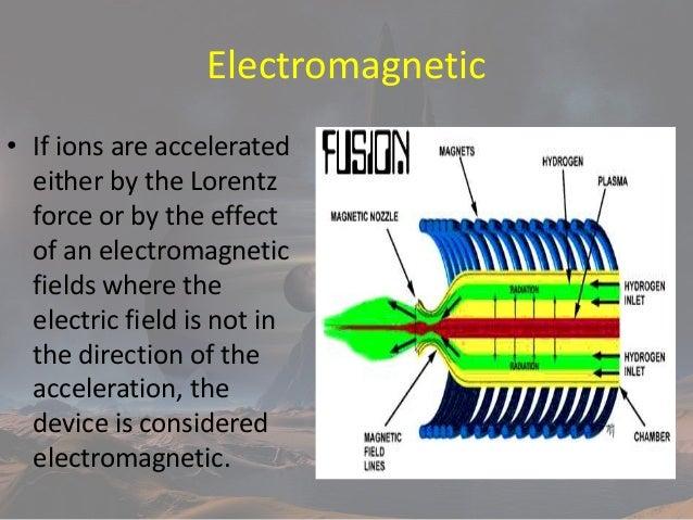 electric rocket propulsion