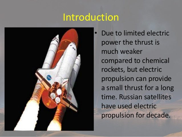 spacecraft propulsion electric - photo #37