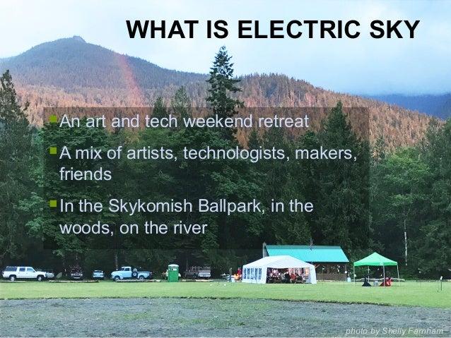 Electric Sky 2018 -- The Digital Frontier Slide 3