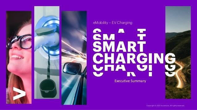 eMobility – EV Charging Executive Summary