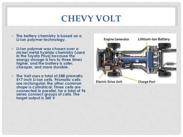 Electric Vehicle Chassis Battery Systems