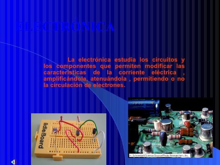 ElectróNica Slide 3