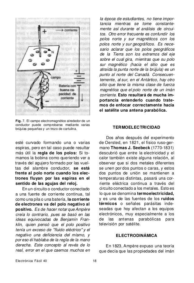 Fig. 8. Suspendiendo de algo flexible dos conduc- tores paralelos, por los que se haga circular corriente continua de cier...