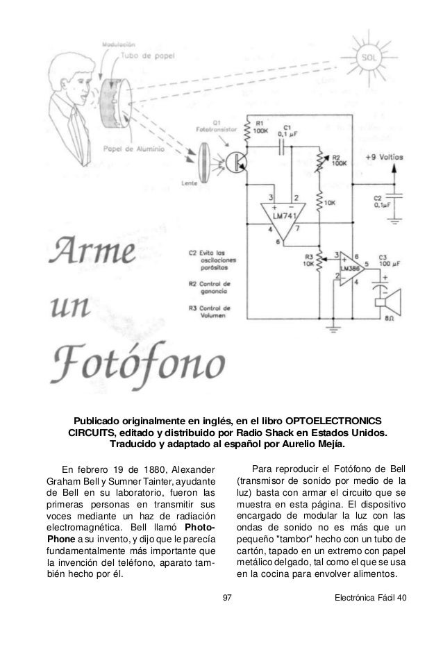 Electrónica fácil40.aureliomejía