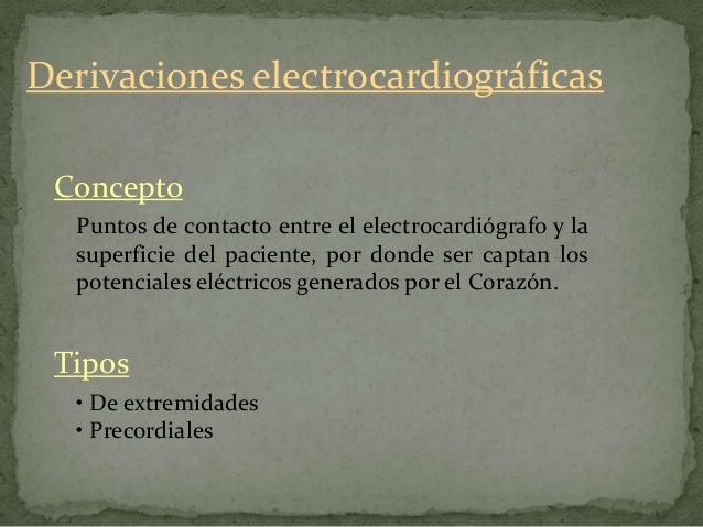 Derivaciones bipolares y monoplares       D1               D2                        Einthoven        D3Central terminal d...