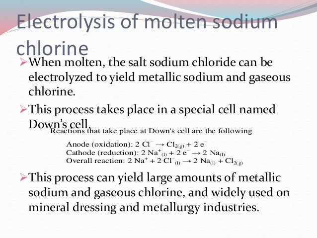 What conversion process takes place in an electrolytic cell?