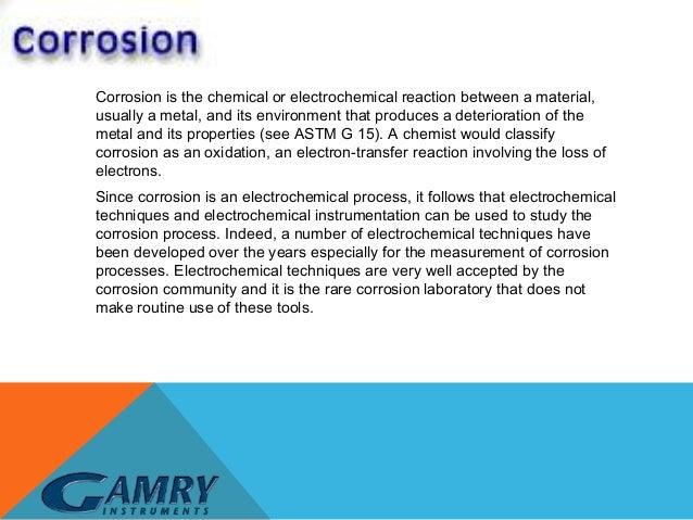 Electrochemical Corrosion Measurements-Galvanic Corrosion