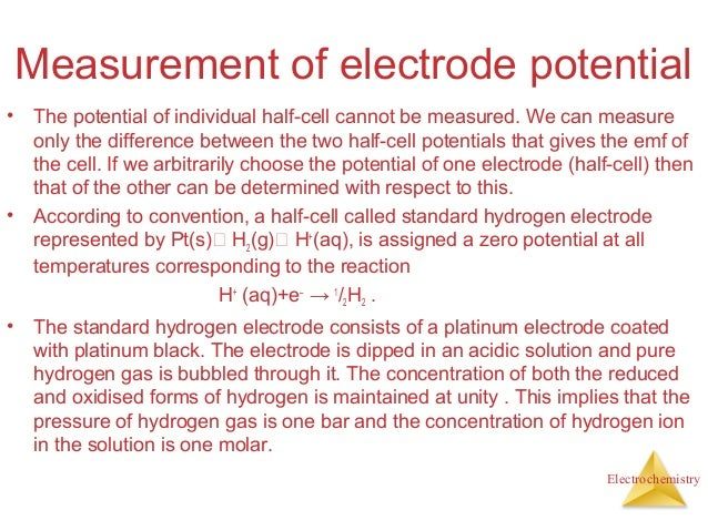 Electrochemistry class 12 ( a continuation of redox reaction