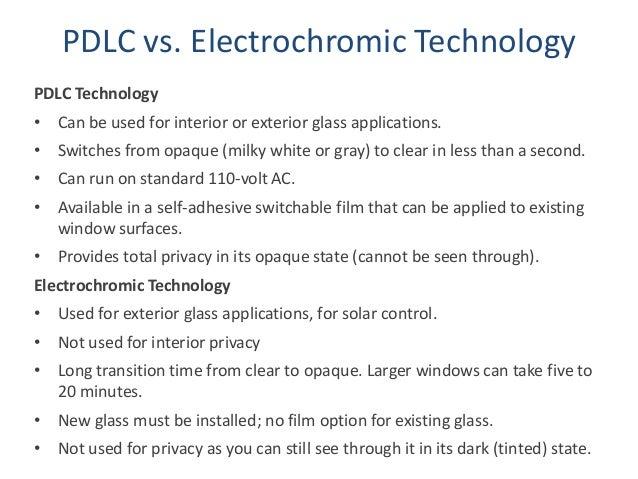 Electrochromic glass 14 sciox Choice Image