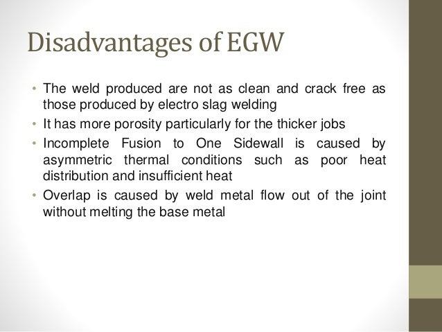 Electro Gas Welding