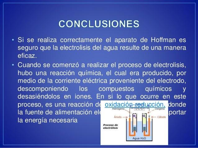 • http://www.madrimasd.org/cienciaysociedad/taller/quimic  a/materia/electrolisis/  • http://es.slideshare.net/GeryAndrea/...