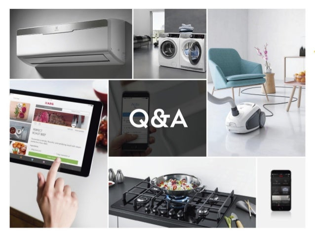 Electrolux Interim Report Q1 2017 Presentation