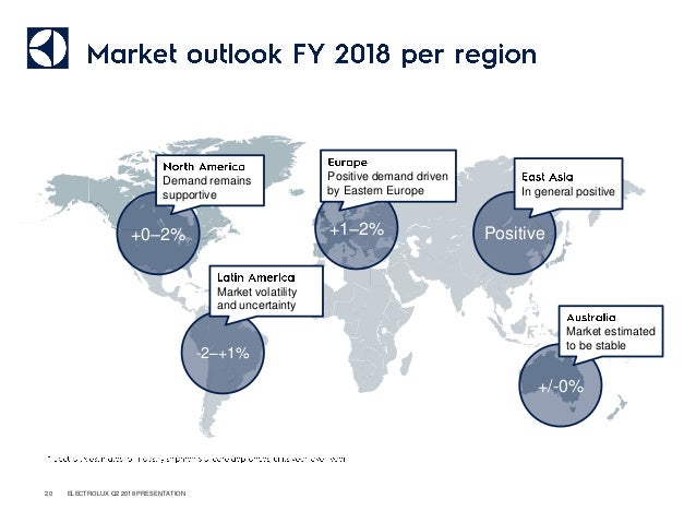 25 Moving towards Targeted Growth 2016 2017 2018 • Branded market share gains in all key regions • Improved product mix dr...